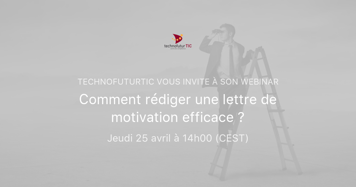comment r u00e9diger une lettre de motivation efficace